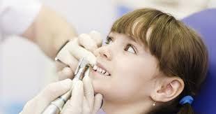 دستگاه جرم گیری دندان کودک